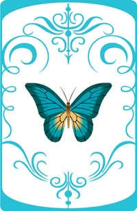 Butterfly Card Free Birthday Card Penny Printables