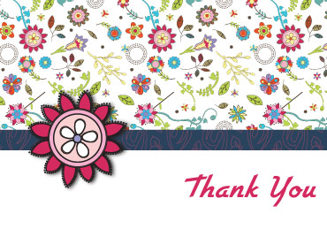 free printable thank you cards - Free Online Printables