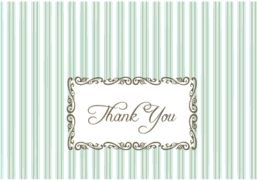 free printable thank you card online thank you cards penny
